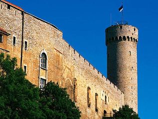 Number 4 in our guide to Tallinn is the toompea castle