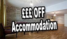Amazing discount on Tallinn apartment accommodation
