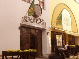 Visit the Beerhouse on your Tallinn night out