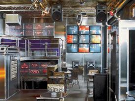 Cafe VS restaurant