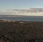 Web camera showing Tallinn sea view